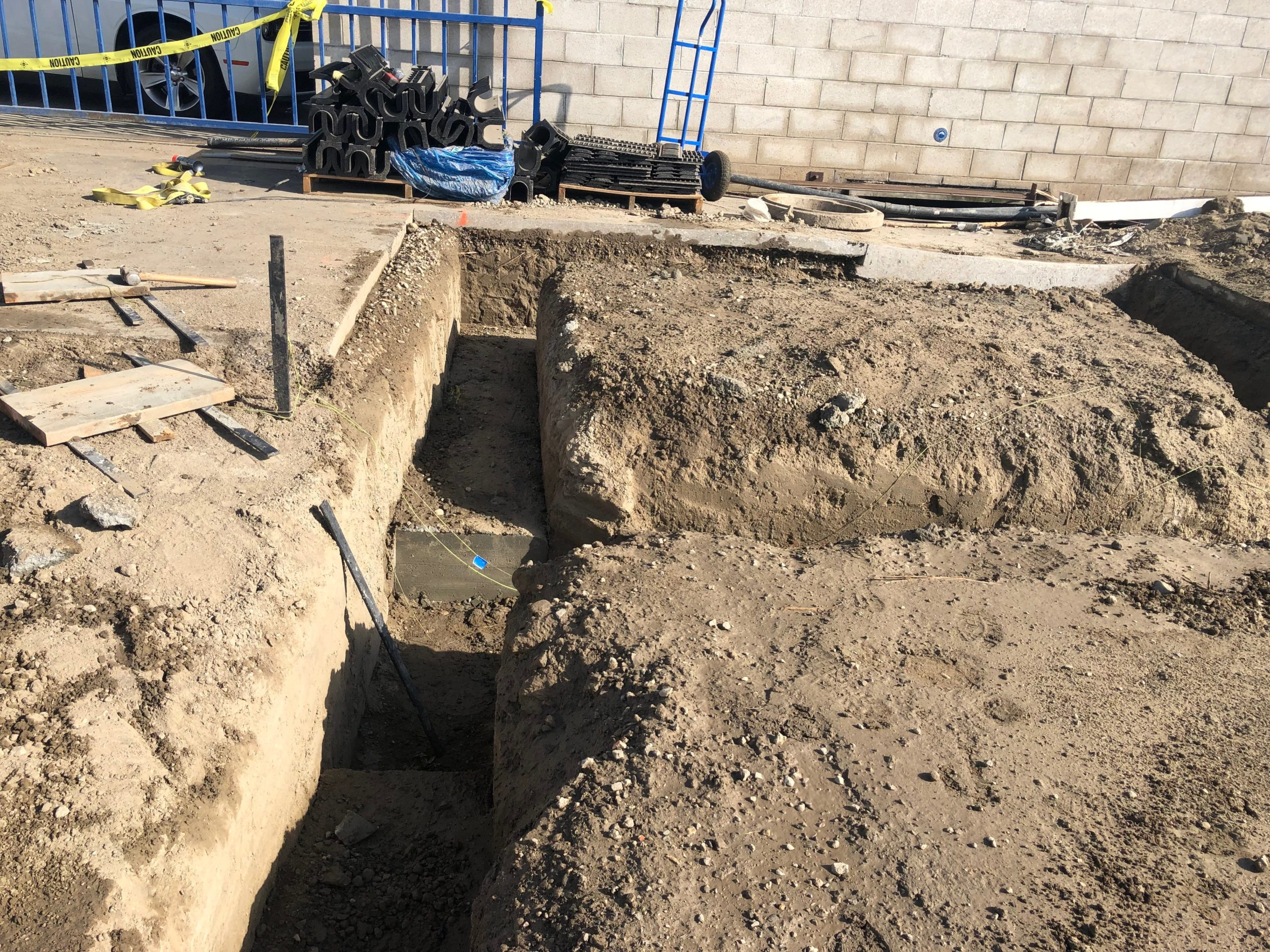 progress pictures 12 inch footing 10